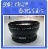 images of Sony Wide Angle Lens 58mm