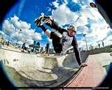 Fisheye Lenses Skate