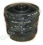 Fisheye Lens Sony A100