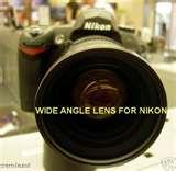 pictures of Telephoto Lens My D40