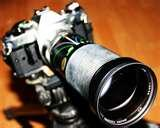 Telephoto Lens Abstract pictures