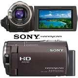 Wide Angle Lens Camcorder Sony