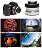 Fisheye Camera Lens photos