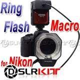 photos of Nikon D5000 Macro Lens