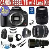 Canon Rebel Telephoto Lens pictures