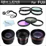 images of 58mm Fisheye Lens