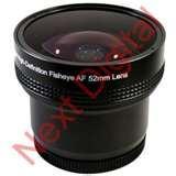 Fisheye Lens Adapter
