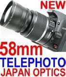 pictures of Canon Rebel Telephoto Lens