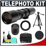 Telephoto Lens For Nikon images