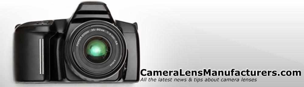 Camera Lens Manufacturers